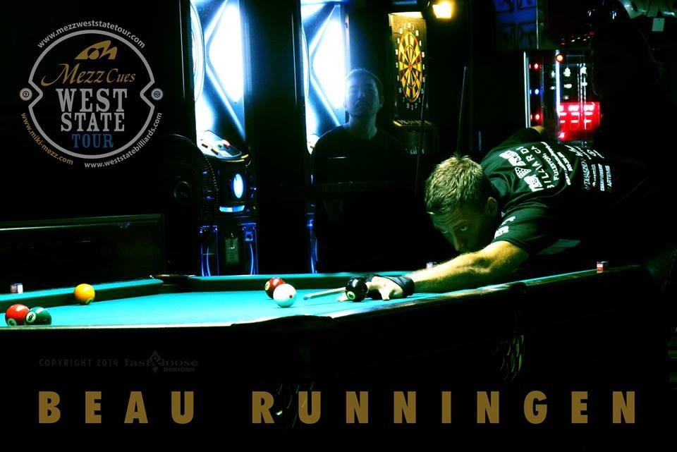 beau runningen