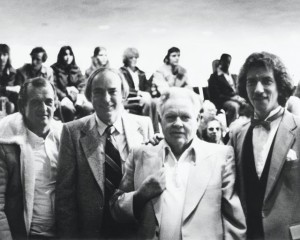 Found on AZ Billiards from Drawman623 Left to Right: Terry Stonier, Bill Staten, Minnesota Fats and Jim Rempe